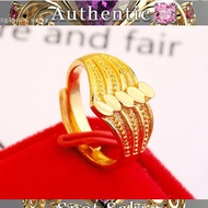 916 gold apple opening ring 916 gold ring