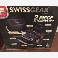 ▪年終特賣▪SWISSGEAR 瑞士品牌 BUSINESS SET - COMP-U-ROLLER