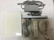 任天堂Wii遊戲主機全套 左右手控制器 感應線 電源供應器