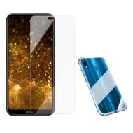 [買保護貼送手機殼] 華為 Nova 3e 非滿版 9H鋼化玻璃膜 手機 保護貼 (華為 Nova3e保護貼 Nova3e鋼化膜 )