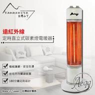 【YAMASHITA 台灣山下】定時直立式碳素電暖器(YS-901T)