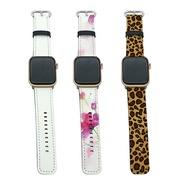 12pcs/lot sublimation blank Apple wach watch for apple wach blank heat transfer printing DIY blank consumables