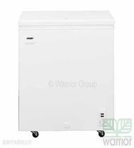 【結帳再折$300】Haier海爾 2尺4 密閉臥式冷凍櫃 HCF-142