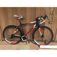 Online Order Trinx Road Bike 50cm Alloy 700 Shimano 21S Racing Bicycle Alloy New