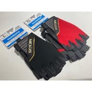 🔸 SHIMANO GL-122S 5指釣魚手套