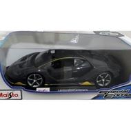 Maisto 1:18 模型車 Lamborghini Centenario / COSTCO 好市多代購