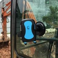 車載手機支架吸盤式前擋玻璃汽車手機架 【交換禮物】