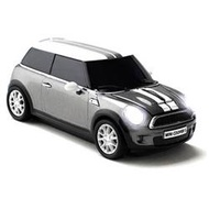 Click Car Mini Cooper S無線滑鼠/銀
