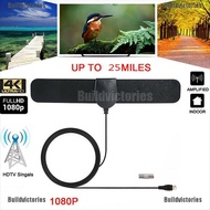 BDVS│25英里範圍天線電視數字高清4K天線數字室內高清電視支持1080p ‹FINE›
