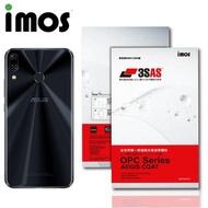 【iMos】ASUS Zenfone 5/5Z(3SAS 背面保護貼)