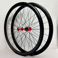 2021 PASAK 40mm clincher high profile road bike wheelset 700c