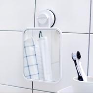 可調節浴室鏡子化妝可移動 梳妝鏡 桌上 韓國吸盤化妝鏡 衛生間 化妝台 化妝鏡 壁掛式門后鏡子