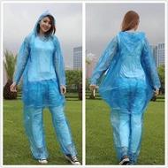 兩件式 輕便型雨衣