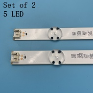 New 5 Lamps LED Backlight Strip For LG 32LH562A 32LH564A 32LH565B 32LH570B 32LH570D 32LH570U Bars Kit Television LED Bands Array