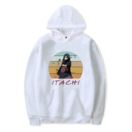 Naruto-Anime Hoodie Sweatshirt Men Hooded Hoody Sweatshirts Naruto-Anime Long Sleeve Hoodie Men'S Streetwear