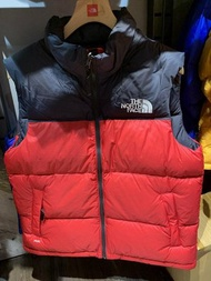 THE NORTH FACE 1996 RETRO NUPTSE VEST 連帽 背心 男女 羽絨