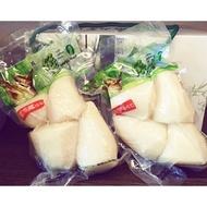 真空包關廟綠竹筍(1斤=600克)去殼 關廟農會 即時料理 切粒包裝 關廟特產