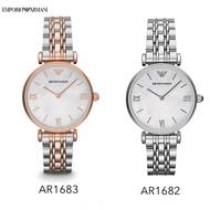 Emporio Armani Watch Women's Retro Watch AR1683/AR1682