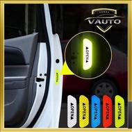 Car Door Reflective Stickers Contents 4 Open Reflective Stickers