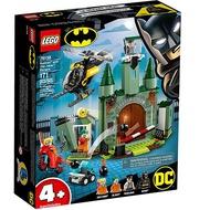 LEGO樂高積木 - 超級英雄系列 76138 小丑與小丑女的阿卡漢逃脫