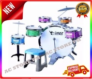 AFFORDABLE Best Quality Children Kids Drum Set Musical electric Instrument Toy, drum set for kids, junior drumset, for adult kids, portable drum set