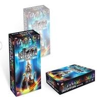 正版 全新現貨  盜夢都市 太空城桌遊正版桌上遊戲