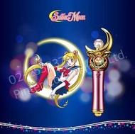 ☆藍藍的天☆美少女戰士月神杖變身器行動電源