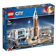 LEGO 樂高 60228太空火箭及發射控制