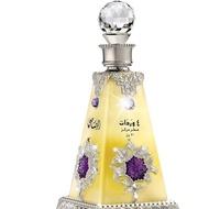 【Rasasi 拉莎斯】Arba Wardat暮春 茉莉與檀香 香水精油30ml