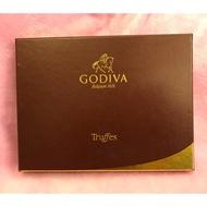 GODIVA 紙盒/收納盒/包裝禮盒/厚禮盒