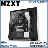 NZXT H700i - WHITE