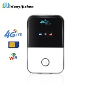 3G 4G Lte Wireless Portable Pocket wifi 4G Wifi Router mini router Mobile Hotspot Car Wifi Router With Sim Card Slot