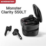 🇹🇼台灣現貨⚡️火速寄出🔥 魔聲 Monster 正版 藍牙耳機 Clarity 550LT 防水 降噪 立體聲