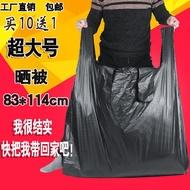 ▼☒垃圾袋特大號家用加厚黑色手提背心式拉圾袋批發一次性塑料袋廚房