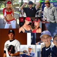 全封閉 不可調節棒球帽 MLB美國職棒大聯盟 紅雀隊 教士 球迷帽 板帽 帽子