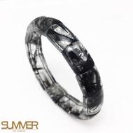 SUMMER5A黑鈦晶晶透滿絲訂製款鐲型手排