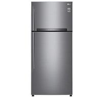 LG 525公升雙門冰箱GN-HL567SV【三井3C】