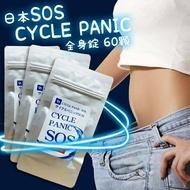 日本SOS CYCLE PANIC (藍)全身錠