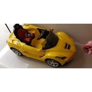 兒童電動超跑 賠售 電動車 原廠授權Ferrari LaFerrari 法拉利型號82700