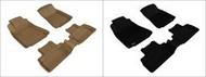 DIP 3D 卡固 立體 腳踏墊 極緻 紋理 防水 Lexus 凌志 IS250 XE20 06-12 專用
