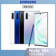 【SAMSUNG 三星】Galaxy Note 10+ 原廠全新品 6.8吋 八核5鏡頭智慧型手機(12G/256G)