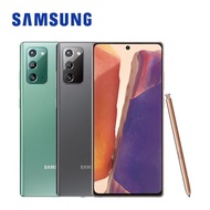 太便宜辣!!! Samsung Galaxy Note 20 5G (8G/256G) 6.7 吋 智慧型手機  【皇家生活網通】