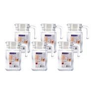 Costco 好市多線上購(直寄已含運) Luminarc 玻璃冷水瓶6件組 500毫升