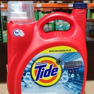 好市多 Tide 汰漬 OXI亮白護色洗衣精 4.43公升