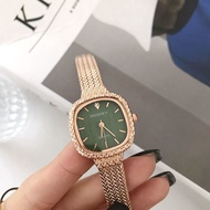 Japan Agete Wheat Small Square Watch