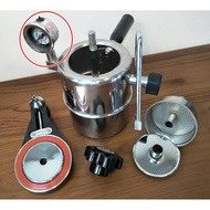 Bellman Cappuccino 高壓摩卡壺 CX-25P 壓力錶 摩卡壺