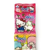 EIWA 凱蒂貓草莓棉花糖 5連袋入