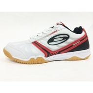 [大自在體育用品] DONIC 桌球鞋 Waldnerflex 尺碼32~47 彈性包覆移動 紅白 3102073