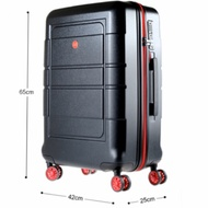 24吋瑞士國鐵行李箱