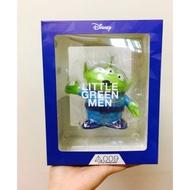 「預購」✨Polygo系列 迪士尼 千值練 綠色 三眼怪 多邊形 公仔 玩具 擺件